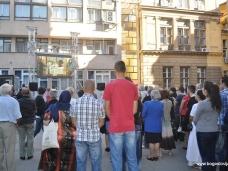 27 Светa Aрхијерејскa Литургијa у Цркви Рођења Пресвете Богородице у Сарајеву