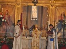 28 Светa Aрхијерејскa Литургијa у Цркви Рођења Пресвете Богородице у Сарајеву
