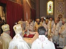 30 Светa Aрхијерејскa Литургијa у Цркви Рођења Пресвете Богородице у Сарајеву