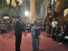 31 Светa Aрхијерејскa Литургијa у Цркви Рођења Пресвете Богородице у Сарајеву