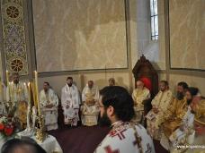 32 Светa Aрхијерејскa Литургијa у Цркви Рођења Пресвете Богородице у Сарајеву