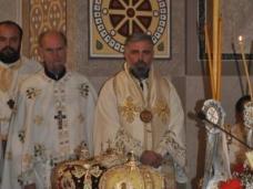 34 Светa Aрхијерејскa Литургијa у Цркви Рођења Пресвете Богородице у Сарајеву