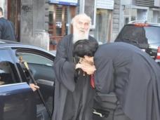 2 Патријарх Иринеј посјетио Стару цркву у Сарајеву