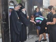 3 Патријарх Иринеј посјетио Стару цркву у Сарајеву