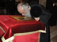 4 Патријарх Иринеј посјетио Стару цркву у Сарајеву