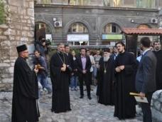 10 Патријарх Иринеј посјетио Стару цркву у Сарајеву
