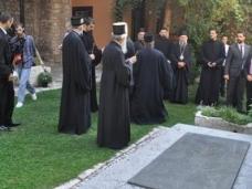 13 Патријарх Иринеј посјетио Стару цркву у Сарајеву