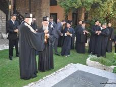 14 Патријарх Иринеј посјетио Стару цркву у Сарајеву
