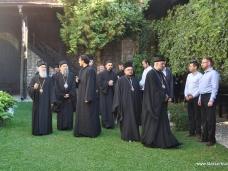16 Патријарх Иринеј посјетио Стару цркву у Сарајеву