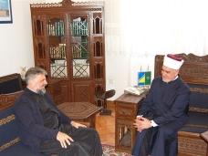 1 Састанак са реис-ул-улемом мр Хусеином еф. Кавазовићем