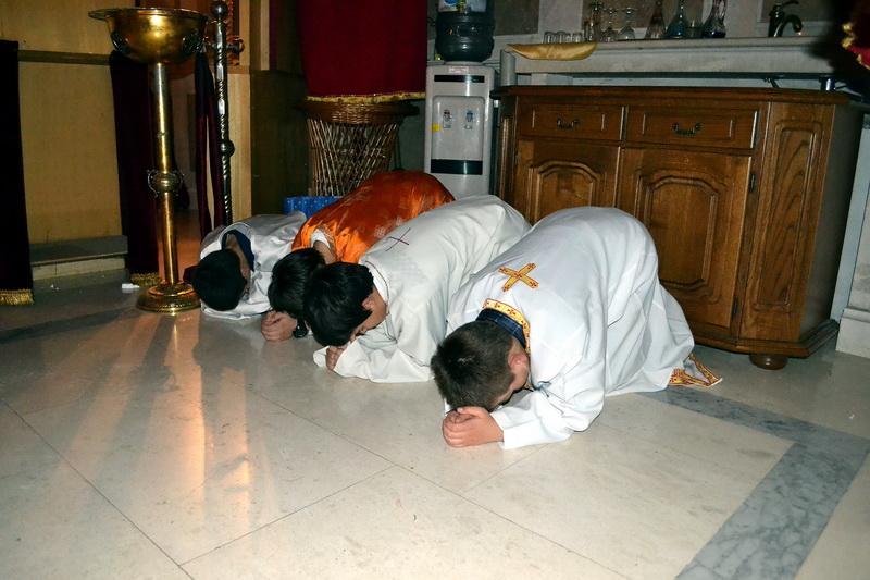4 Велики Четвртак - Саборни храм у Требињу