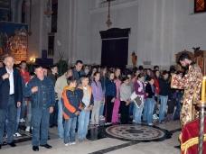 6 Велики Четвртак - Саборни храм у Требињу