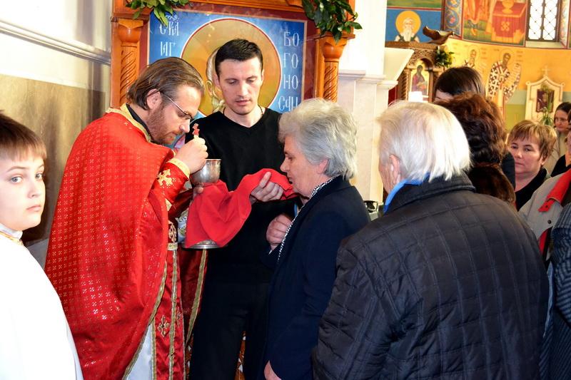 13 Недјеља православља у Требињу