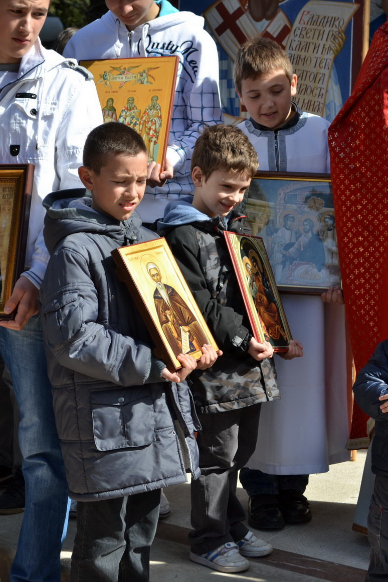 25 Недјеља православља у Требињу
