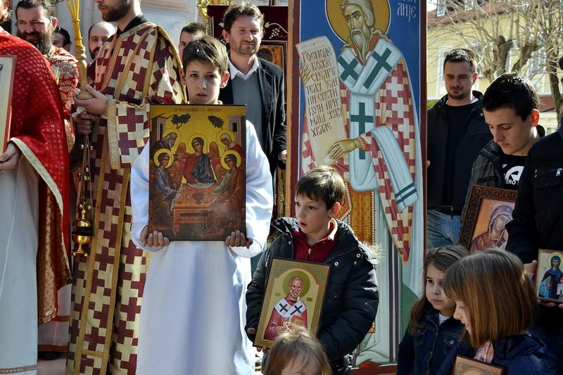 26 Недјеља православља у Требињу