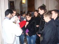 10 Поноћна Св. Литургија на Божић у требињском Саборном храму