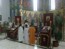 2 Св. Арх. Литургија на Цвијети у Требињу