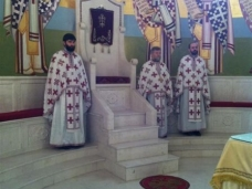 1 Света Литургија у Требињу