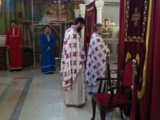3 Света Литургија у Требињу