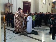 4 Света Литургија у Требињу