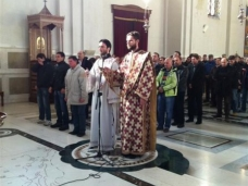 5 Света Литургија у Требињу