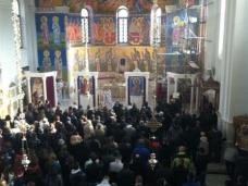 7 Света Литургија у Требињу