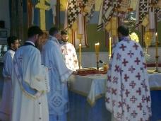 2 Света Aрхијерејска Литургија у Саборном храму у Требињу
