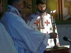 3 Света Aрхијерејска Литургија у Саборном храму у Требињу