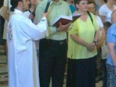 5 Света Aрхијерејска Литургија у Саборном храму у Требињу