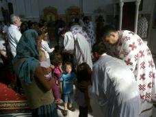 2 Света Литургија на празник Воздвижења Часнога Крста Господњег