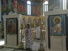 3 Света Литургија на празник Воздвижења Часнога Крста Господњег