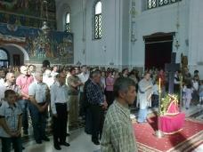 4 Света Литургија на празник Воздвижења Часнога Крста Господњег