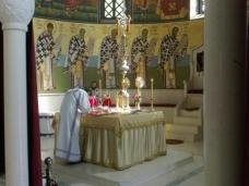 5 Света Литургија на празник Воздвижења Часнога Крста Господњег