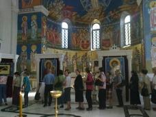 6 Света Литургија на празник Воздвижења Часнога Крста Господњег
