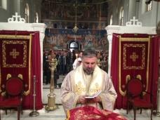 4 Св. Арх. Литургија у Требињу