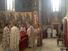 6 Св. Арх. Литургија у Требињу