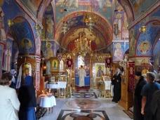 11 Епископ Максим служио Св. Литургију у Манастиру Тврдош