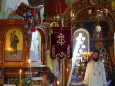 16 Епископ Максим служио Св. Литургију у Манастиру Тврдош
