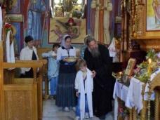 20 Епископ Максим служио Св. Литургију у Манастиру Тврдош