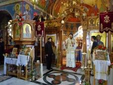 26 Епископ Максим служио Св. Литургију у Манастиру Тврдош