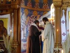 29 Епископ Максим служио Св. Литургију у Манастиру Тврдош