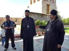 42 Епископ Максим служио Св. Литургију у Манастиру Тврдош