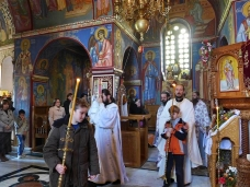 4 Митровдан у Манастиру Тврдош