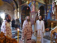 5 Митровдан у Манастиру Тврдош