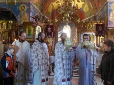 10 Митровдан у Манастиру Тврдош