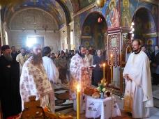 22 Митровдан у Манастиру Тврдош