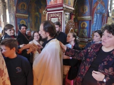 25 Митровдан у Манастиру Тврдош