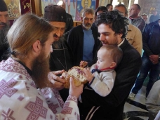 26 Митровдан у Манастиру Тврдош