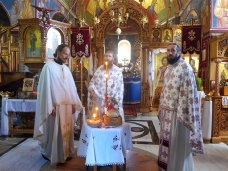 27 Митровдан у Манастиру Тврдош