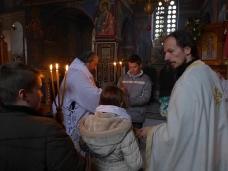 1 Празник Богојављења свечано је прослављен у Манастиру Тврдош